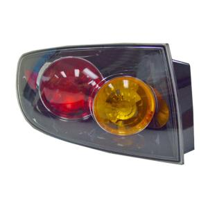 2006 Mazda 3 Tail Lamp Assembly, Passenger Side
