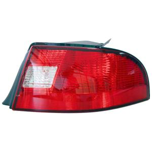 2003 Mercury Sable Tail Lamp Lens & Housing, Passenger Side