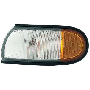 1998 Nissan Quest Park/ Side Marker Lamp Lens & Housing, Driver Side
