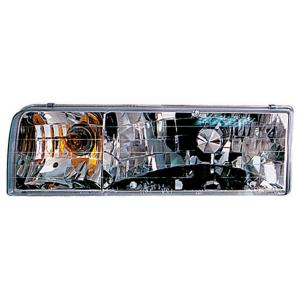 1996 Lincoln Town Car Head Lamp Assembly, Driver Side