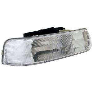 2006 Chevrolet Tahoe Head Lamp Assembly, Passenger Side