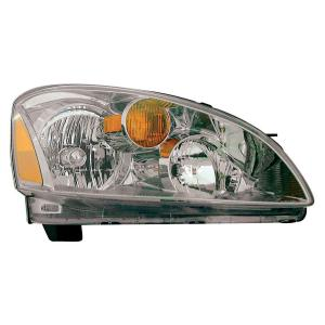 2004 Nissan Altima Head Lamp Assembly, Passenger Side
