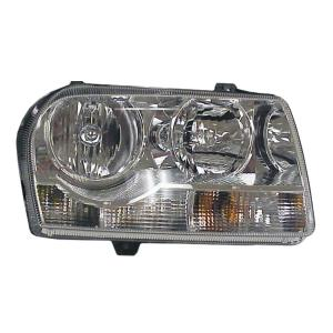 2007 Chrysler 300 Head Lamp Assembly, Passenger Side