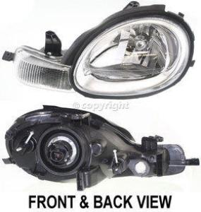 2001 Plymouth Neon Headlight, Driver Side