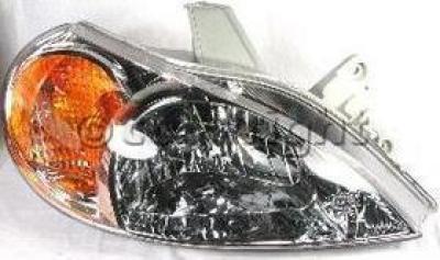 2001 Kia Rio Headlight Penger Side