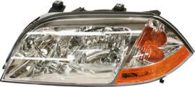 2003 Acura MDX Headlight, Driver Side