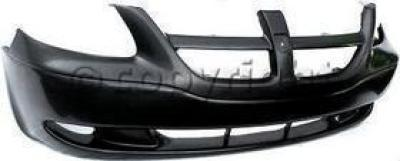 New Front Bumper Cover For Dodge Grand Caravan 2001-2004 CH1000326