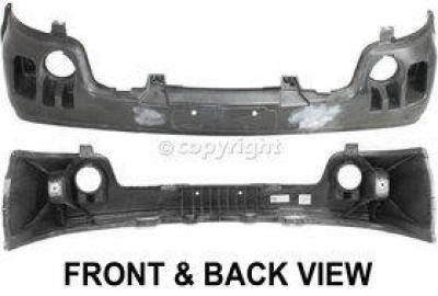 GM OEM Front Bumper-Bumper Cover Reinforcement 15098997