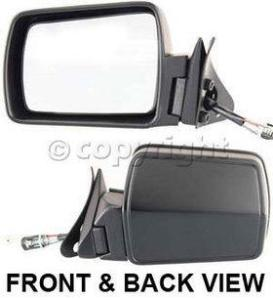1984 Jeep Wagoneer Mirror, Driver Side