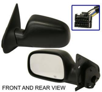 2001 Jeep Grand Cherokee Mirror, Driver Side