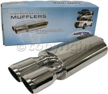 """MAZDA RX-8 RX8 SE3P STAINLESS DUAL CATBACK EXHAUST MUFFLER 3.5/"""" TIP+GASKET+BOLTS"""