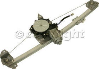 1995 Mercedes Benz C280 Window Regulator, Rear, Passenger Side