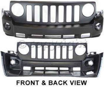 rbj010302p_1ftbk bumper cover, front auto parts fair®