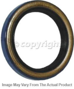 1976 Toyota Corona Timing Cover Seal, Front, Driver Side, Rear