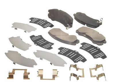 1997 Acura SLX Brake Pad Set