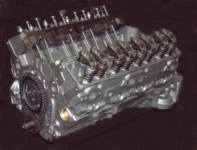 1999 GMC C2500 Pickup V8, 5.7 L, 350 CID Rebuilt Engine