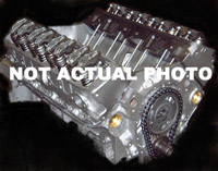 2002 Chevrolet / Chevy Silverado 1500 V8, 4.8 L, 294 CID Used Engine