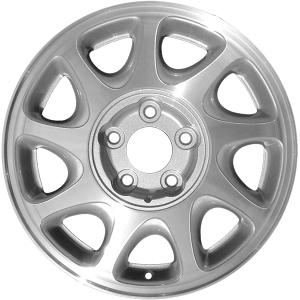 "2000 Buick Regal 16"" X 6.5"" Alloy Wheel"