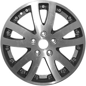 "2007 Buick Rendezvous 17"" X 6.5"" Alloy Wheel"