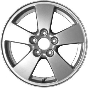 "2003 Saab 9-3 16"" X 6.5"" Alloy Wheel"