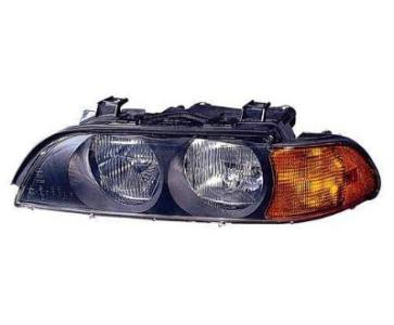 2000 BMW 5 Series Head Lamp Assembly, Driver Side