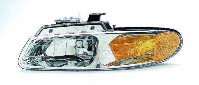 1999 Dodge Caravan Head Lamp Assembly, Driver Side