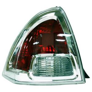 2009 Ford Fusion Tail Light Lens And Housing, Driver Side
