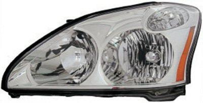 2006 Lexus RX330 Head Lamp Assembly, Driver Side