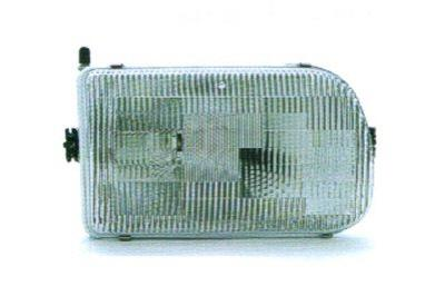 1996 Mazda Pickup Head Lamp Assembly, Passenger Side
