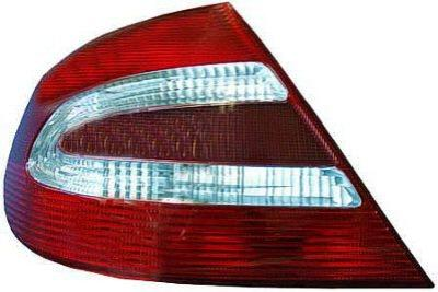 2005 Mercedes CLK500 Driver Side Tail Light Assembly