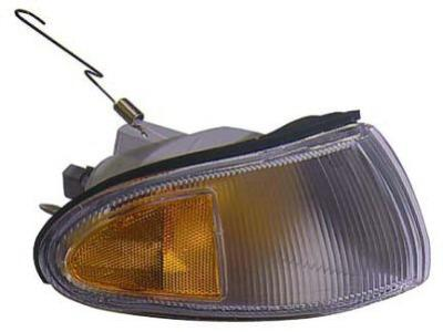 1996 Mitsubishi Mirage Park Lamp Assembly Passenger Side