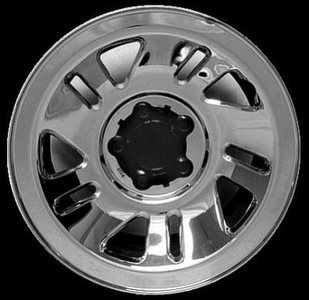 "2000 Mazda Pickup 15"" X 7"" Steel Wheel"