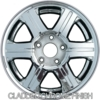 "17"" x 7.5"" Alloy Wheel"