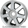 "19"" x 7.5"" Alloy Wheel"