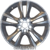 "17"" x 7"" Alloy Wheel"