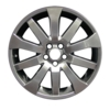 "19"" x 8"" Alloy Wheel"