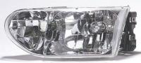 Head Lamp Assembly, Driver Side