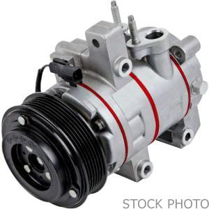 2012 Fiat 500 A/C Compressor (Not Actual Picture)