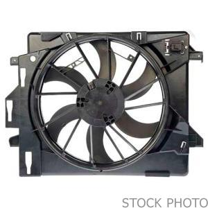 1996 Lincoln Continental Cooling Fan Assembly (Not Actual Picture)