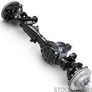 2006 Jeep Wrangler Front Axle Assembly (Not Actual Picture)