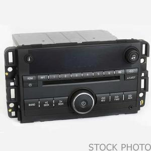 2004 GMC Yukon Radio / CD Player / GPS (Not Actual Picture)